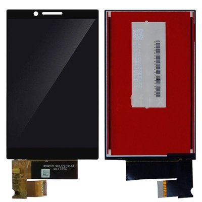 Blackberry Key 2 Screen Replacement - Black