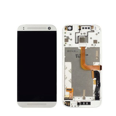HTC One Mini Screen Replacement - Silver