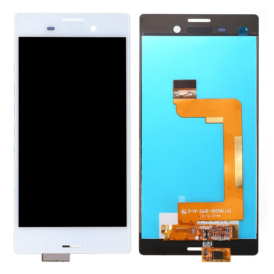 Sony M4 Screen Replacement - White