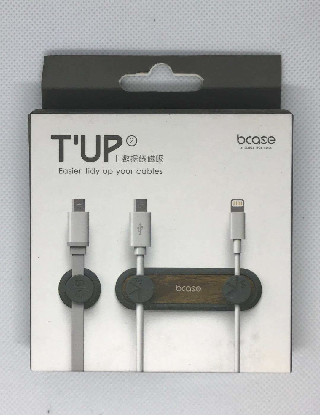 Bcase Tup 2 Magnetic Cable Clip