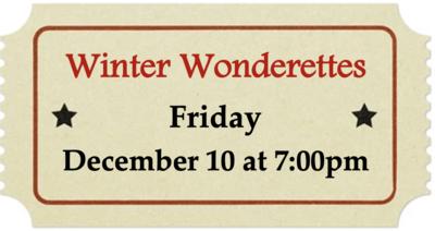 Friday, December 10 at 7:00pm