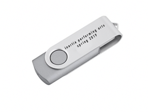 USB Drive (Copyright Protected)