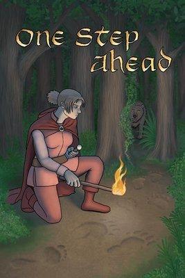 One Step Ahead - graphic novel