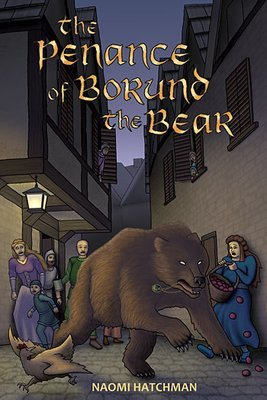 The Penance of Borund the Bear - illustrated story