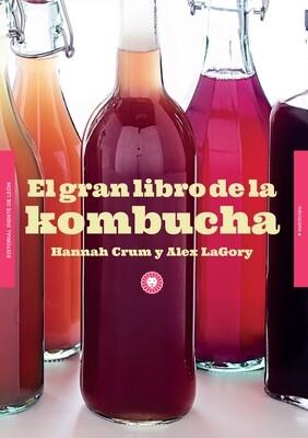 GRAN LIBRO de la KOMBUCHA