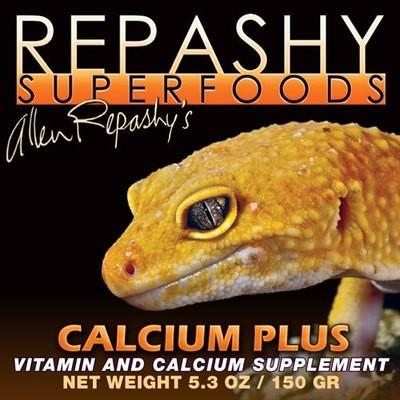 Repashy Calcium Plus 105.6 oz (6.6 lb) 3kg JAR