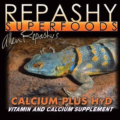 Repashy Calcium Plus HyD JAR 6 oz.