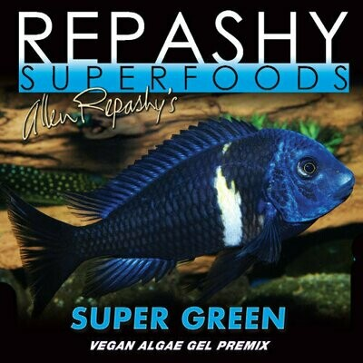 Repashy Super Green 70.4 oz (4.4 lb) 2kg