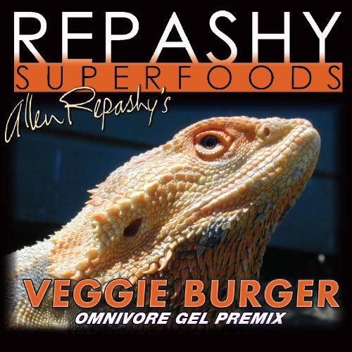 Repashy Veggie Burger 70.4 oz (4.4 lb) 2kg Jar