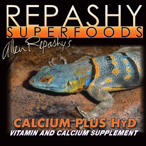 Repashy Calcium Plus HyD 105.6 oz (6.6 lb) 3kg JAR