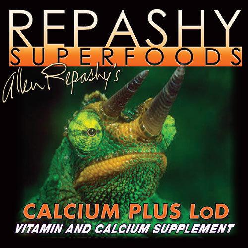Repashy Calcium Plus LoD 105.6 oz. (6.6 lb) 3kg JAR