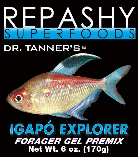Repashy Igapo' Explorer 12 oz.