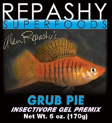 Repashy Grub Pie Fish Jar 6 oz.