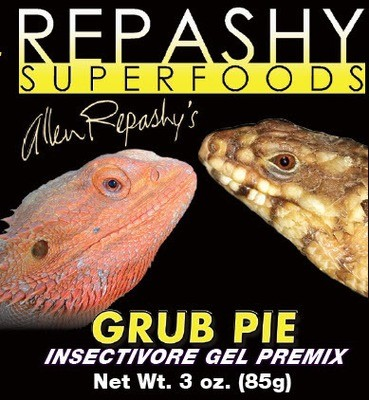 Repashy Grub Pie Reptile Jar 6 oz.