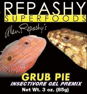 Repashy Grub Pie Reptile 70.4 oz. (4.4 lb) 2kg Jar