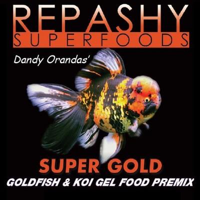 Repashy Super Gold 70.4 oz (4.4 lb) 2kg