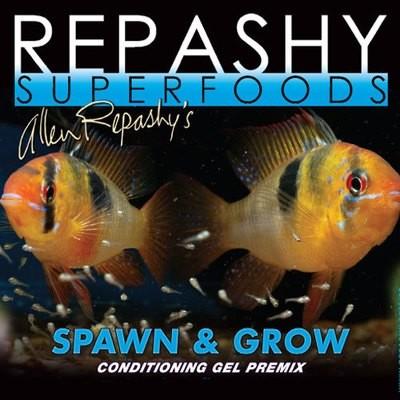 Repashy Spawn & Grow Freshwater 70.4 oz (4.4 lb) 2kg