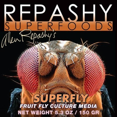 Repashy SuperFly Fruitfly Media 17.6 oz (1.1 lb) Jar