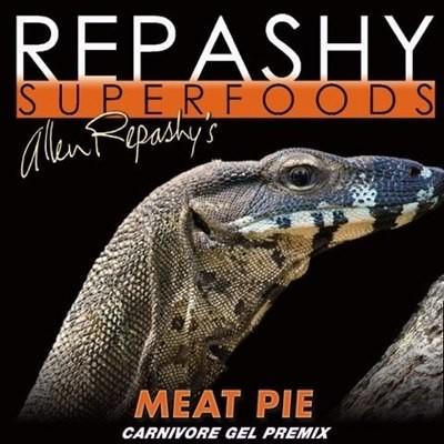 Repashy Meat Pie Reptile JAR 12 oz. Jar