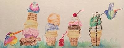 We All Want Ice Cream