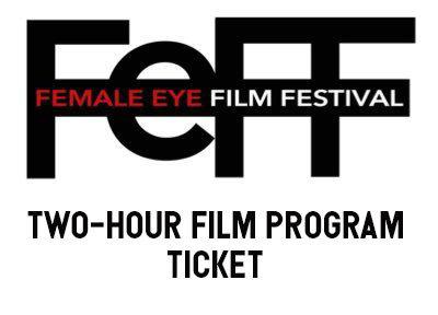 Two-Hour Film Program Ticket