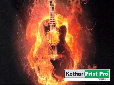 Kothari Print Pro RIP for White Laser Toner Printing