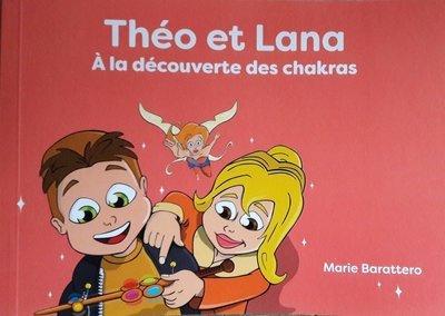 Théo et Lana à la découverte des chakras
