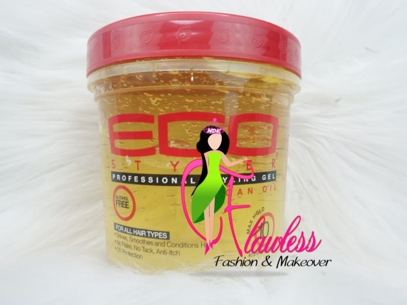 Eco Styler - Professional Styling Gel with Argan Oil