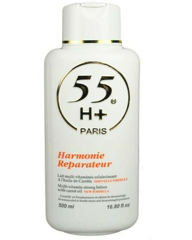 55H+Paris -  Harmonie Reparateur Body lotion