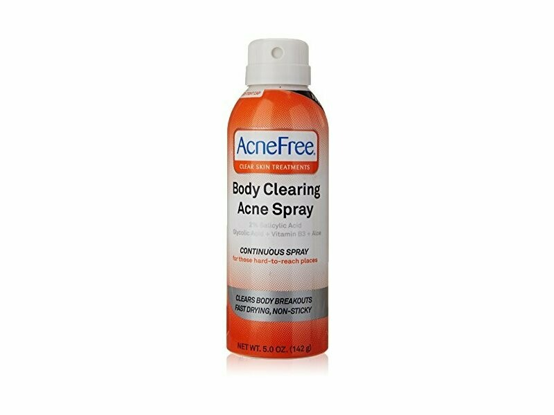 Acne Free  - Body Clearing Acne Spray