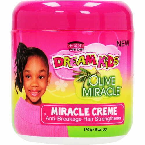 African Pride - Dream Kids Olive Miracle Creme
