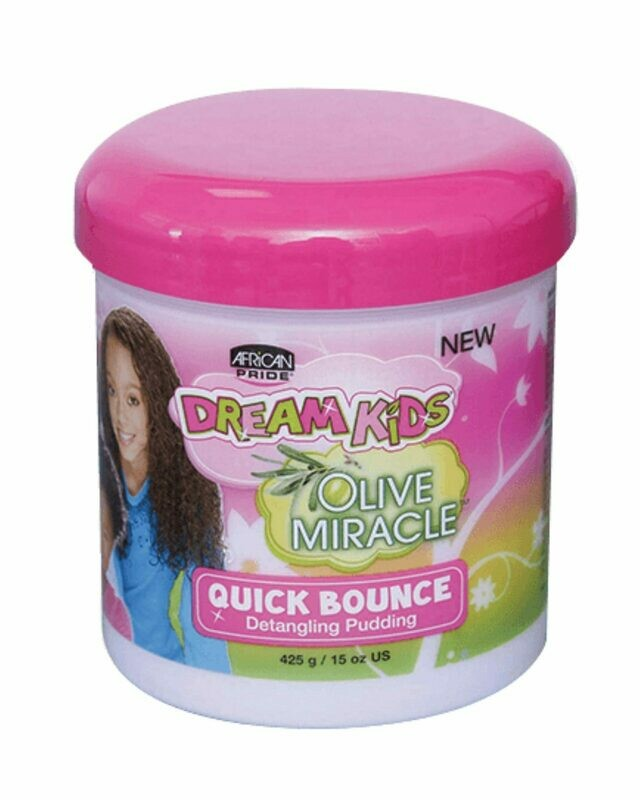 African Pride - Dream Kids Quick Bounce Detangling Pudding