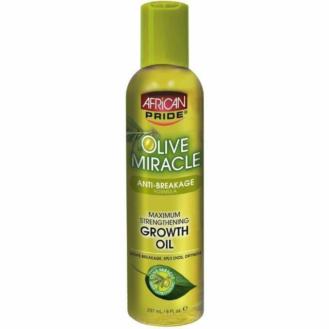 African Pride - Olive Miracle Growth Oil