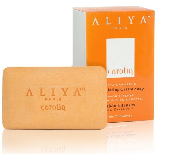 Aliya Paris - Carotiq Exfoliating Carrot Soap