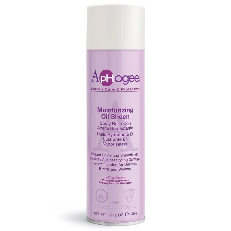 Aphogee - Moisturizing Oil Sheen Spray