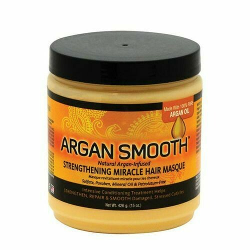Argan Smooth - Strengthening Miracle Hair Masque