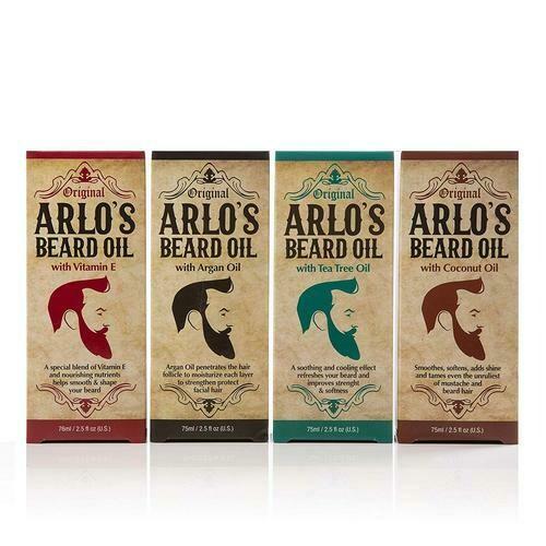 Arlo's - Beard Oil Pro Growth