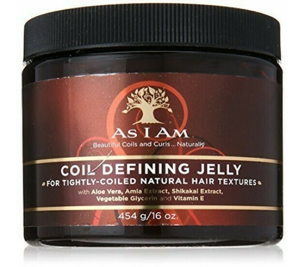 As I Am - Naturally Coil Defining Jelly