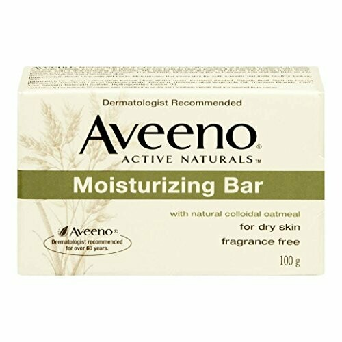 Aveeno - Moisturizing Bar with Natural Colloidal Oatmeal for Dry Skin