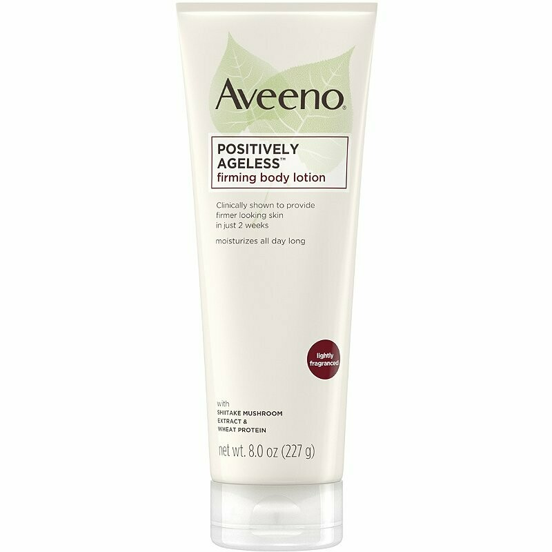 Aveeno - Positively Ageless Firming Body Lotion