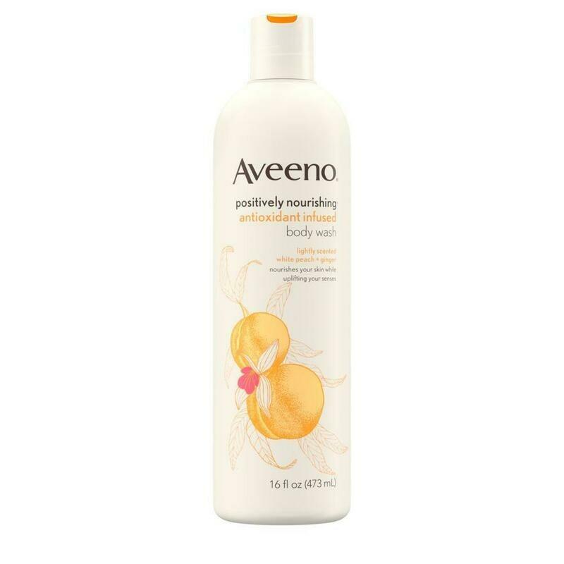 Aveeno -  Positively Nourishing Antioxidant Body Wash