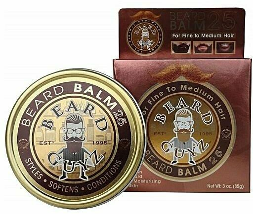 Beard Guyz - Beard Balm 25 For Fine to Medium hair