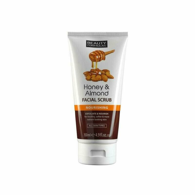 Beauty Formulas - Honey and Almond Face Scrub