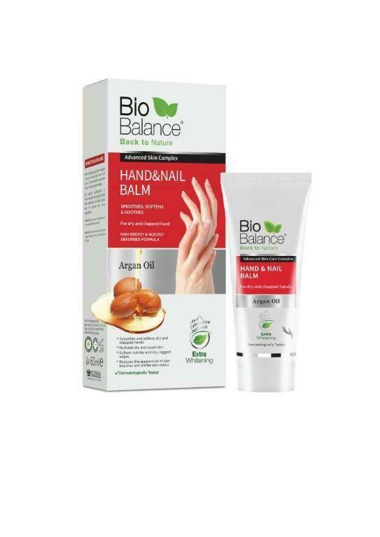 Bio Balance - Argan Oil Instant Relief Hand & Nail Balm