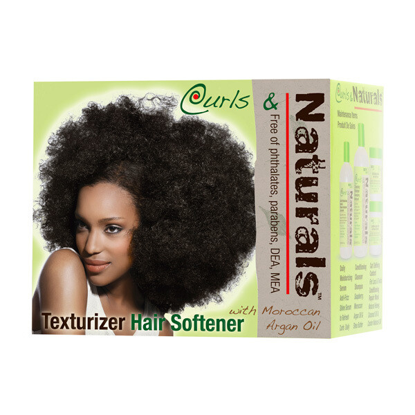 Biocare Labs - Curls & Naturals Texturizer Hair Softener