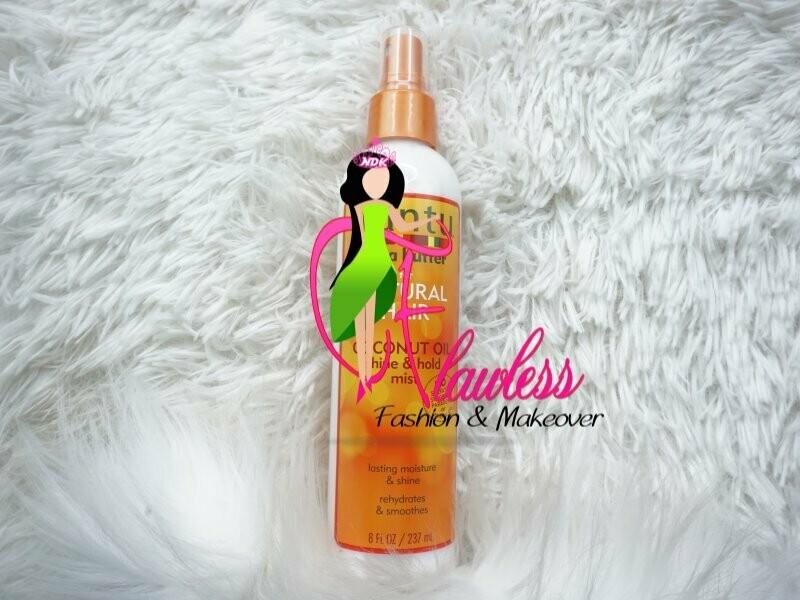 Cantu - Natural Hair Coconut Oil Shine & Hold Mist