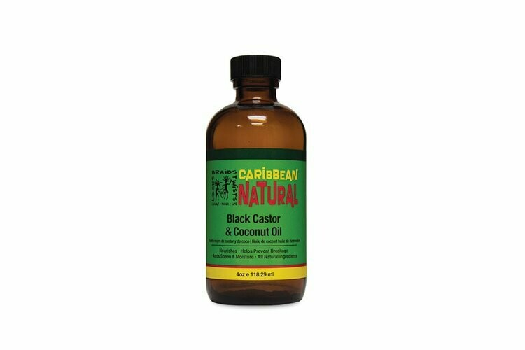 Caribbean Natural - Black Castor Oil