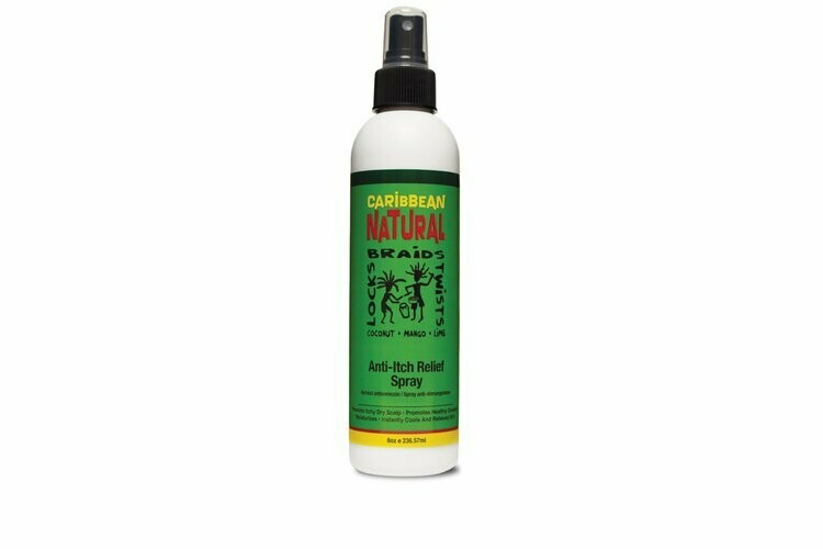 Caribbean Natural - Anti-itch Relief Spray