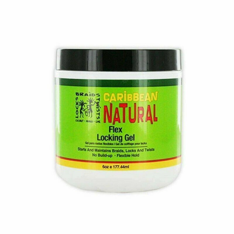 Caribbean Natural - Braids Flex Locking Gel