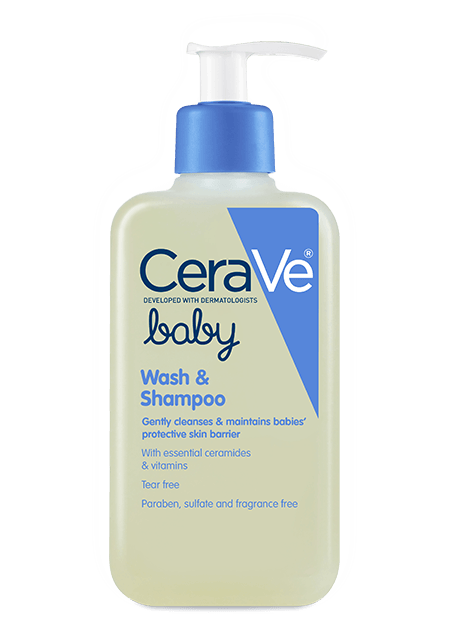 CeraVe - Baby Wash and Shampoo